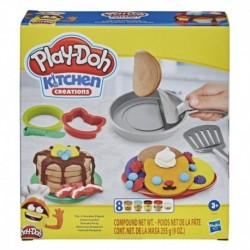 Play-Doh Kitchen Creations Flip 'n Pancakes Playset