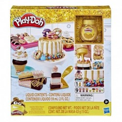 Play Doh Gold Collection Star Baker Playset