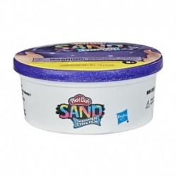 Play-Doh Sand Shimmer Stretch Single Can of Sparkly Purple Compound