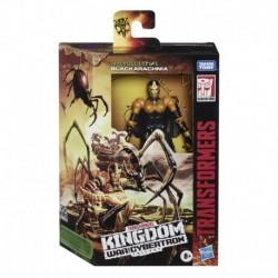 Transformers Generations War for Cybertron: Kingdom Deluxe WFC-K5 Blackarachnia