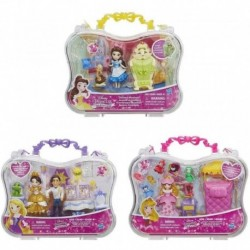 Disney Princess Story Moments - Collectable Figurines Set of 3