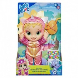 Baby Alive Dino Cuties Blond Hair