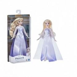 Disney Frozen 2 Frozen Elsa Doll Dress Shoes and Long Hair Blond