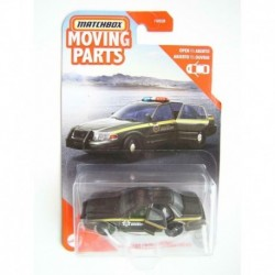 Matchbox Moving Parts 2006 Ford Crown Victoria Police