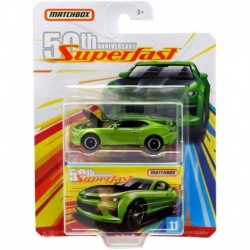Matchbox Superfast '17 Chevy Camaro