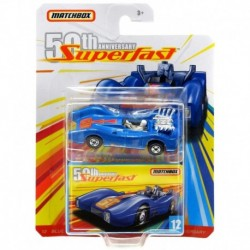 Matchbox Superfast Blue Shark