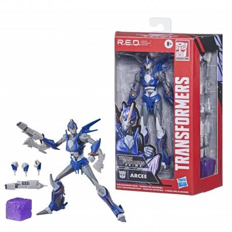 Transformers R.E.D. [Robot Enhanced Design] Transformers Prime Arcee