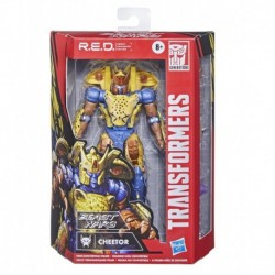 Transformers R.E.D. [Robot Enhanced Design] Beast Wars Cheetor