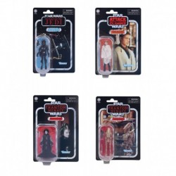 Star Wars The Vintage Collection S3 3.75 Inch Figures Complete Set of 4