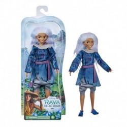 Disney Princess Sisu Human Fashion Doll with Clothes, Inspired by Disney's Raya and the Last Dragon Movie
