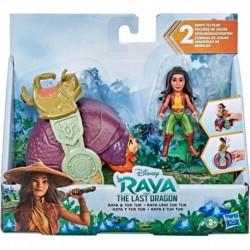 Disney Princess Raya And The Last Dragon: Raya and Tuk Tuk