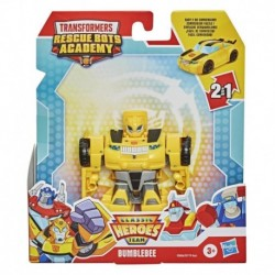 Transformers Rescue Bots Academy Classic Heroes Team Bumblebee Converting Toy