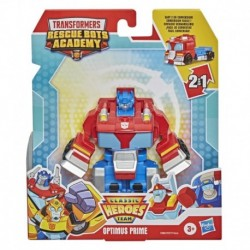 Transformers Rescue Bots Academy Classic Heroes Team Optimus Prime Converting Toy