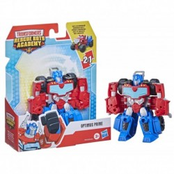 Transformers Playskool Heroes Rescue Bots Academy Optimus Prime
