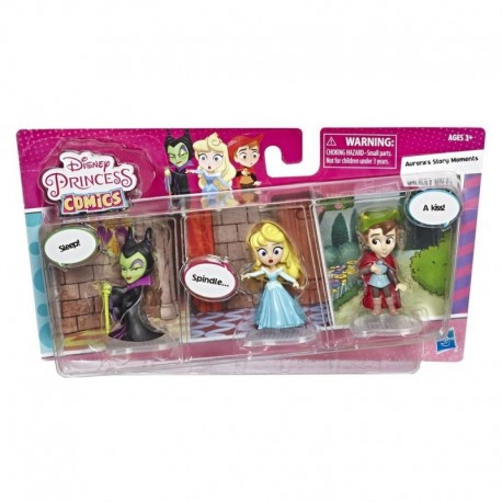Disney Princess Comics Dolls, Aurora's Story Moments Long Walks