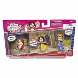 Disney Princess Comics Dolls, Snow White's Story Moments Number 1 Wish with Evil Queen and Grumpy