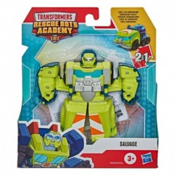 Transformers Playskool Heroes Rescue Bots Academy Salvage Converting Toy