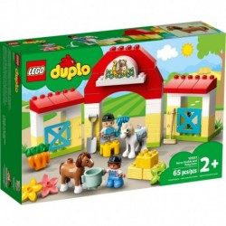 LEGO Duplo 10951 Horse Stable and Pony Care