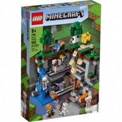 LEGO Minecraft 21169 The First Adventure