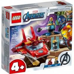 LEGO Marvel 76170 Iron Man vs. Thanos