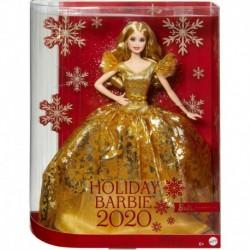 Barbie 2020 Holiday Barbie Doll