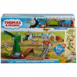 Thomas & Friends Animal Park Monkey Adventure Set