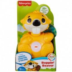 Fisher-Price Linkimals Boppin' Beaver