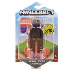 Minecraft Craft-A-Block Action Figure - Enderman