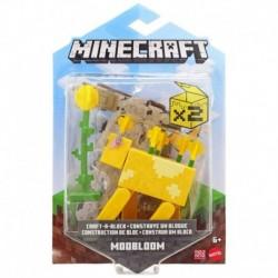 Minecraft Craft-A-Block Action Figure - Moobloom