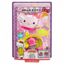 Hello Kitty & Friends Minis Tea Party Playset