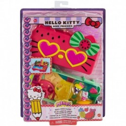 Hello Kitty & Friends Minis Beach Pencil Playset