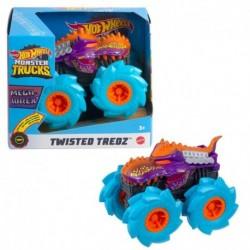 Hot Wheels Monster Trucks Twisted Tredz Mega Wrex Vehicle