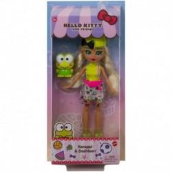 Hello Kitty & Friends Keroppi & Dashleen Doll