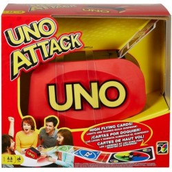 UNO Attack! Card Game with Random Shooter