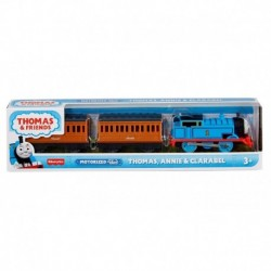 Thomas & Friends TrackMaster - Thomas, Annie & Clarabel