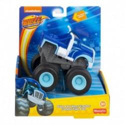 Blaze & the Monster Machines Blaze Vehicle - Slam & Go Racer Crusher