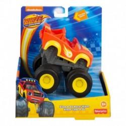 Blaze & the Monster Machines Blaze Vehicle - Slam & Go Racer Blaze