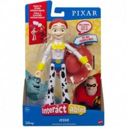Disney Pixar Interactables Jessie Talking Action Figure
