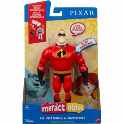 Disney Pixar Interactables Mr. Incredible Talking Action Figure