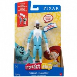 Disney Pixar Interactables Frozone Talking Action Figure