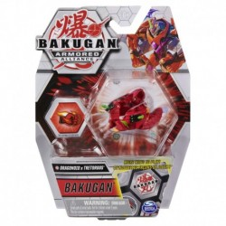 Bakugan Armored Alliance Basic Pack S2 - Dragonoid Troll Red Black