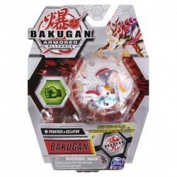 Bakugan Armored Alliance Basic Pack S2 - Pegatrix Salamander White Red