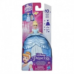Disney Princess Secret Styles Fashion Surprise Cinderella, Doll Playset with Clothes and Extras