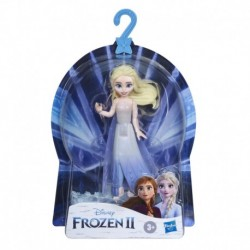 Disney Frozen Queen Elsa Small Doll With Removable Cape Inspired by Frozen 2 Movie