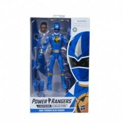 Power Rangers Lightning Collection Dino Thunder Blue Ranger Figure
