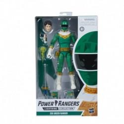 Power Rangers Lightning Collection Zeo IV Green Ranger Figure