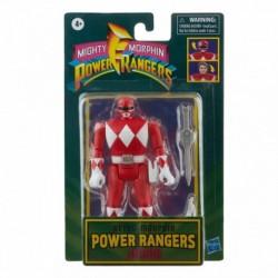 Power Rangers Retro Morphin Red Ranger Jason Fliphead Figure