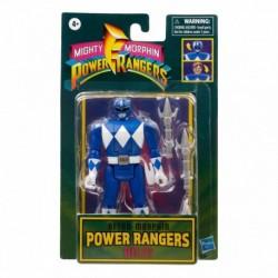 Power Rangers Retro Morphin Blue Ranger Billy Fliphead Figure