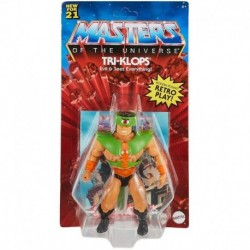 Masters of the Universe Origins Tri-Klops Action Figure