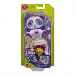 Polly Pocket Flip Find Panda Compact